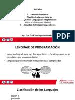 Conceptos Básicos de Los Lenguajes