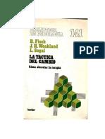 11 La Tactica Del Cambio Fisch-Weakland-Segal