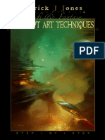 Patrick J. Jones - Concept Art Techniques