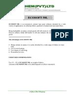 Ecosoft 50L- TDS