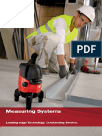 Hilti Malaysia Product Catalogue Chapter 4 - Measuring