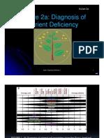 Kuliah 2a- Diagnosis Deficiency I