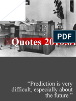 Business Quotes, January 2010