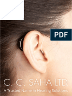 C. C. Saha Ltd. Brochure