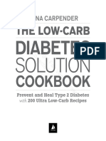 HEAL TheLowCarbDiabetesSolutionCookbook DanaCarpender Excerpt 20160803 E B