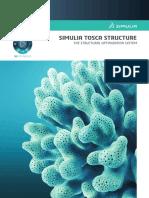 ABAQUS Simulia Tosca Structure Brochure