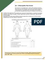 Neuropathic Pain Screen