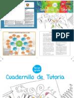 New Cuadernillo de Tutoria Tercer Grado