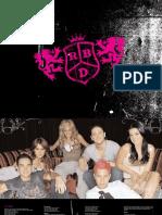 Digital Booklet - RBD Rebels