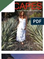 ESCAPES Magazine #6, Sept 10 - Jan 11