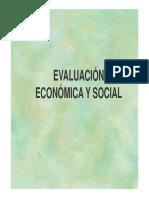 Evaluacion Economica Social