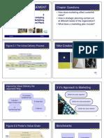 001 Kotler02 Media Developing Marketing Strategies and Plans