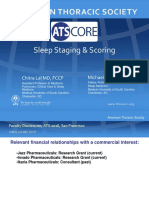 2016324 SLEEP Lal Sleep Testing Staging and Scoring