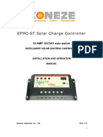 Solar Charge Controller EPRC-ST