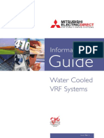 Water Cooled Vrf Systems