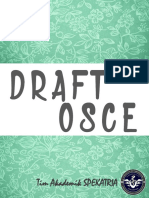 Draft Osce - Family Medicine