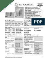 DPC01D Voltage