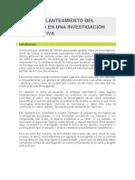 t3- Planteamiento Del Problema en Una Investigación Cuantitativa