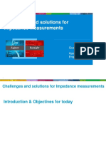 Challenges and Solutions for Impedance