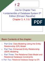 Chapter 2-EER and Relational Database Schema