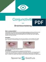 Conjunctivitis Patinfo