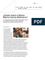 ¿Quién mató a María Marta García Belsunce- - Revista Noticias.pdf