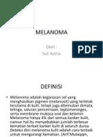 Melanoma Suli