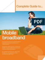 The Complete Guide to Mobile Broadband - Broadband Choices