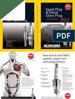 UK Seller NGK CR6EH-9 Spark Plug 2688 x 1 Fast Despatch