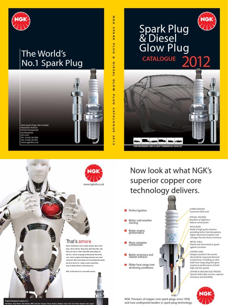 6244 VAUXHALL NOVA 1.5 Glow Plugs Y-306R