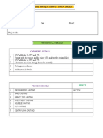 Adstefan Input Data Sheet