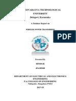 Seminar Report A4
