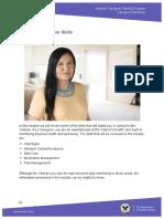 Caregiver Workbook V3 Module 3