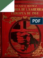 Blasco Ibáñez - Historia 1ª Guerra mundial T08.pdf