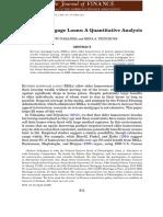 NAKAJIMA Et Al-2017-The Journal of Finance