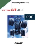 Systeemboek Hpvs Evs v20mx Engelsv2 Klein Internet