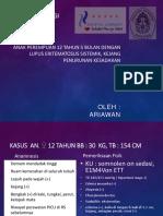 Kasus SLE Ariawan Update