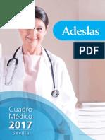 Cuadro Médico Adeslas Sevilla