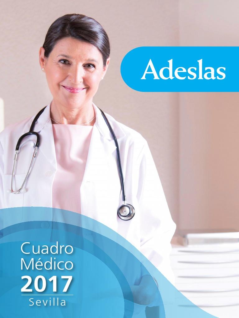 Cuadro Medico Adeslas Sevilla