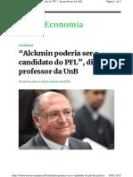 Alckmin PFL