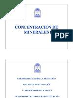 Curso de Concentración de Minerales i - En Power Point (2)