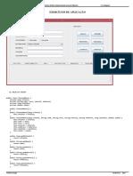 Cliente Banco Formularios e Arrays de Objectos