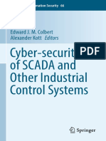 Cyber-security of SCADA and Other Industrial Control Systems