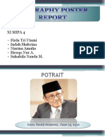 Biography Poster Report