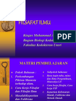 IT 10 - Filsafat Ilmu Pengetahuan Dan Cara Kerja Filsafat - KMA