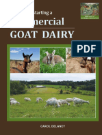 Guide to Starting a Commercial Goat Dairy 2012