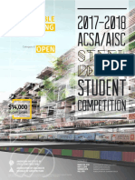 2017 2018 Steel Design Student Competition Program