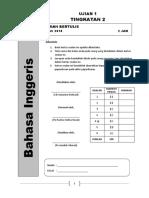 test 1 form 2 - 2