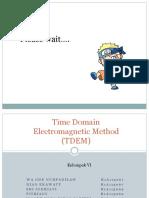Time Domain Electromagnetic Method (TDEM) - Copy