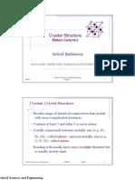 Chemistry Ceramic